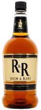 Rich & Rare Whiskey 1.75L