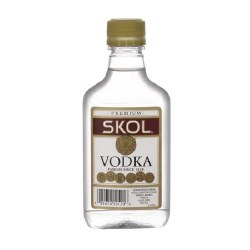 Skol 100 Vodka 200ml