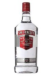 Smirnoff 80 Proof 1.75L