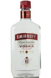 Smirnoff Vodka 80 Proof 375ml