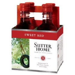 Sutter Home Sweet Red 4pk