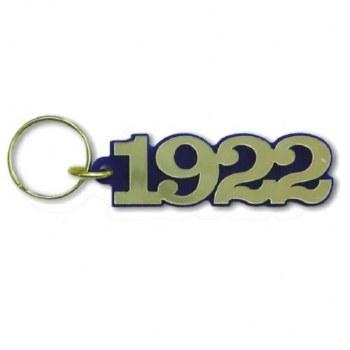 Sigma Gamma Rho Year Keychain