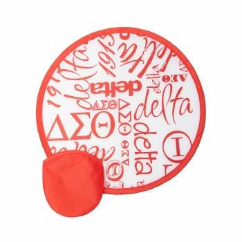 Delta Sigma Theta Collapsible Sorority Signature Fan