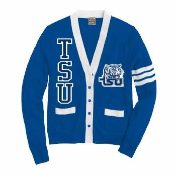 Tennessee State University Varsity Cardigan