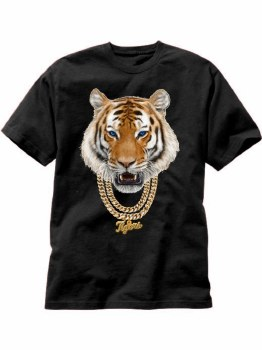 Tennessee State University Tiger Chain Tee