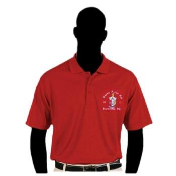 Kappa Alpha Psi Dry Fit Polo Shirt
