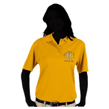 Sigma Gamma Rho Dry Fit Polo Shirt