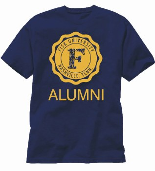 Fisk University Alumni Seal Tee