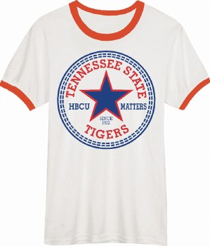 Tennessee State University All-Star Ringer Tee