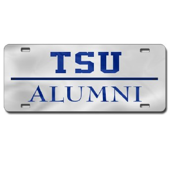 Tennessee State University Alumni Car Tag