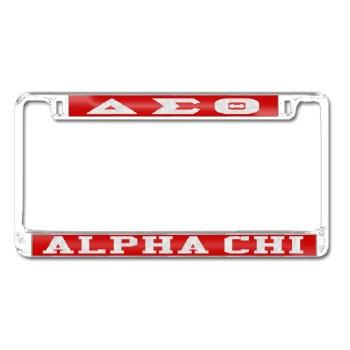 Alpha Chi Frame