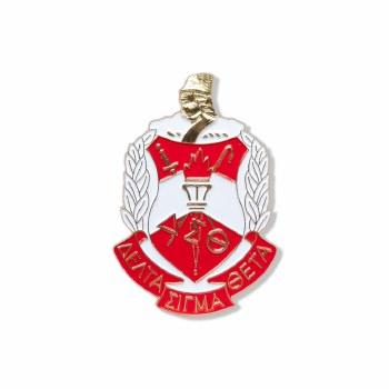 Delta Sigma Theta Greek Letters Car Emblem