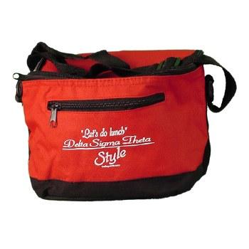 Delta Sigma Theta Lunch Bag