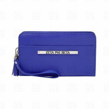 Zeta Phi Beta Classic Chic Clutch