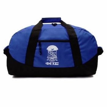 Phi Beta Sigma XL Duffel Bag