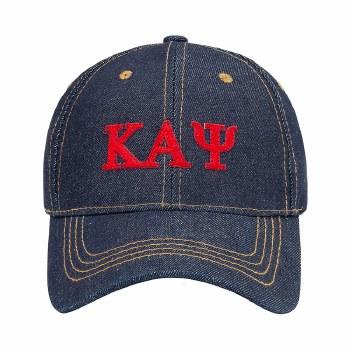 Kappa Alpha Psi Jean Dad Hat