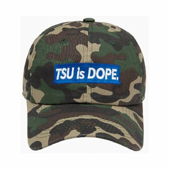 Tennessee State University Dope Dad Hat