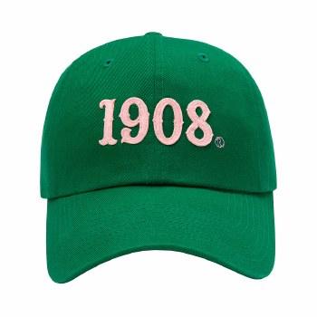 "Alpha Kappa Alpha ""Founded 1908"" Dad Cap"