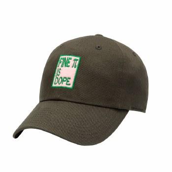 Alpha Kappa Alpha Dope Fine Pi Chapter Dad Cap