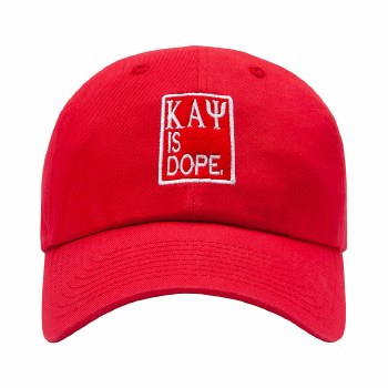 Kappa Alpha Psi Dope Organization Cap