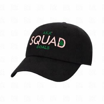 Alpha Kappa Alpha Squad Goals Cap