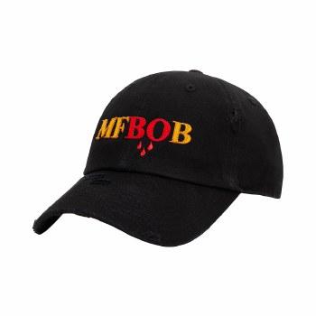 """Alpha Phi Alpha """"MFBOB"""" Dad Cap"""
