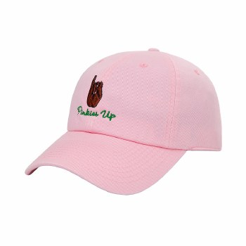Pinkies Up Dad Cap