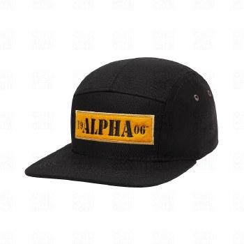 "Alpha Phi Alpha ""Frat & Founding Year"" Cadet Cap"