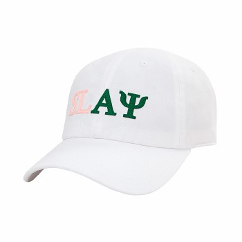 "Alpha Kappa Alpha""SLAY Chapter"" Dad Cap"