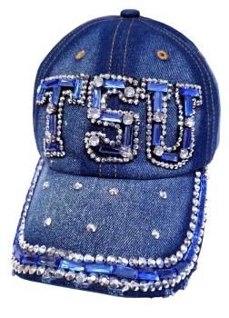 Tennessee State University Rhinestone Cap