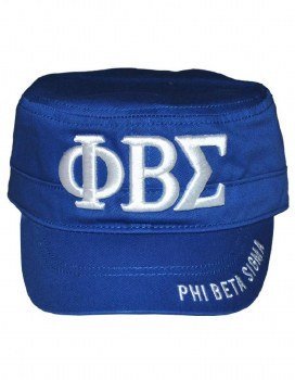 Phi Beta Sigma Captain Cap