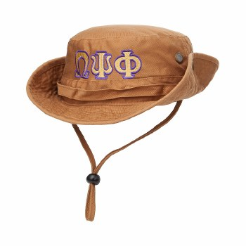 Omega Psi Phi Safari Hat