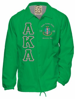 Alpha Kappa Alpha Crossing Jacket