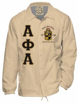 Alpha Phi Alpha Crossing Jacket