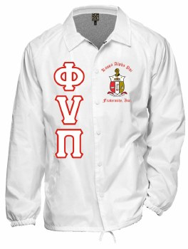 Phi Nu Pi Crossing Jacket