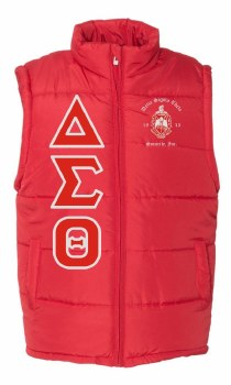 Delta Sigma Theta Bubble Vest