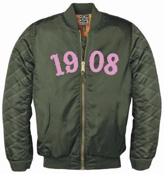 Alpha Kappa Alpha Year Bomber Jacket