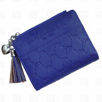 ZPB Embossed Wallet
