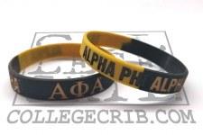 Alpha Phi Alpha Year Wristband