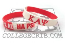Kappa Alpha Psi Year Wristband