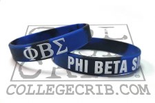 Phi Beta Sigma Year Wristband