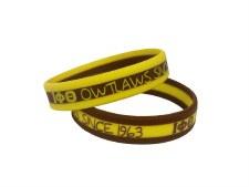 Iota Phi Theta 3 Layer Wristband