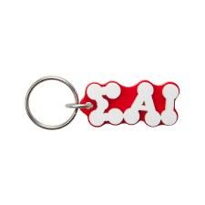 Sigma Alpha Iota Bubble Letter Keychain