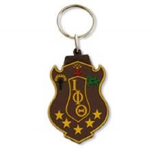 Iota Phi Theta Crest Keychain