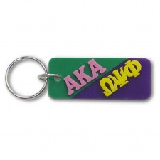 Dual Org Keychain ()
