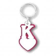 Kappa Alpha Psi Sweetheart Keychain