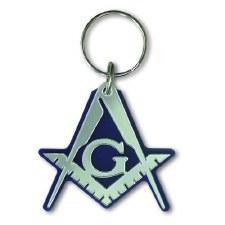 Mason Symbol Keychain