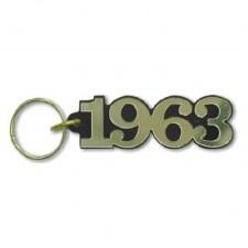 Iota Phi Theta Year Keychain