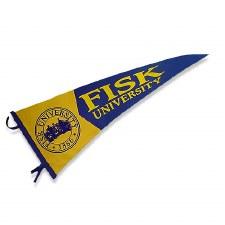 Fisk University Wool Pennant