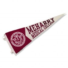 MeHarry Medical College Wool Pennant